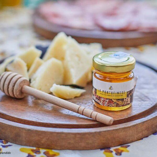 il miele di Portofino e scuola di cucina per imparare a fare la salsa di pomodoro