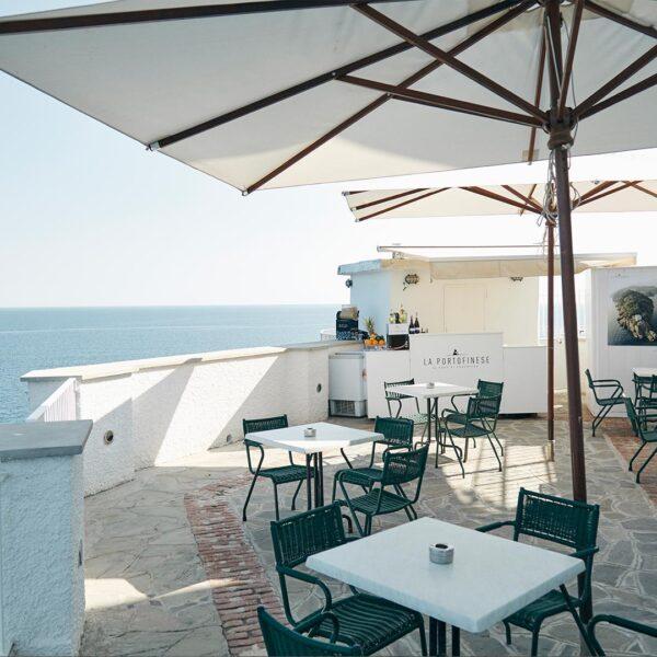 Il Faro di Portofino bar nascosto