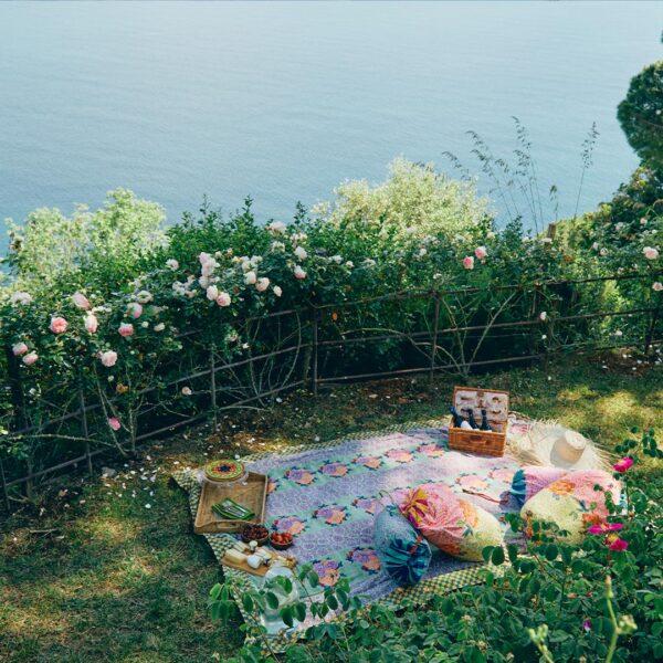 Picnic parco di Portofino prodotti a kilometro zero